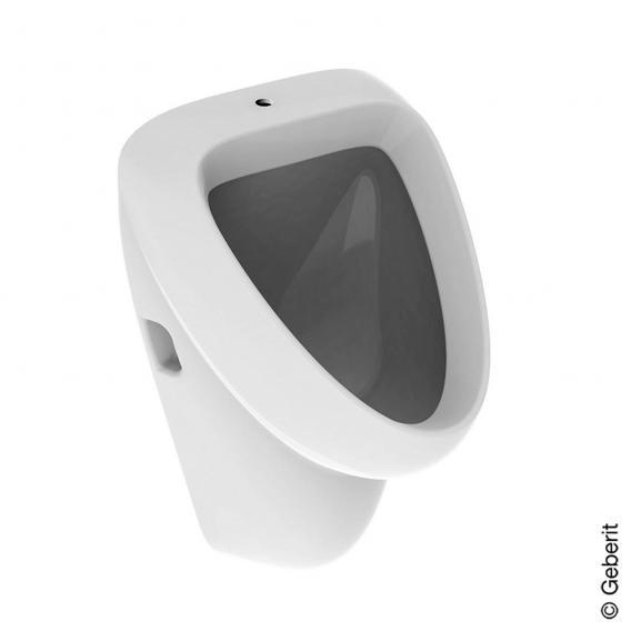 Geberit Aller urinal white, top supply