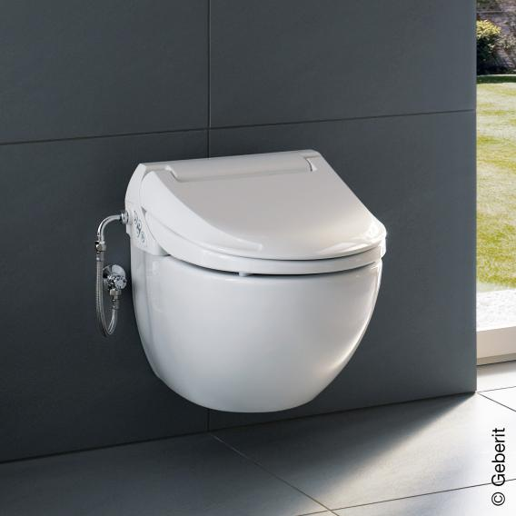 Geberit AquaClean 4000 shower toilet seat with soft-close