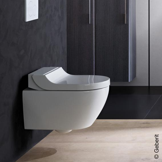 Geberit AquaClean Tuma Classic shower toilet, complete set, with toilet seat