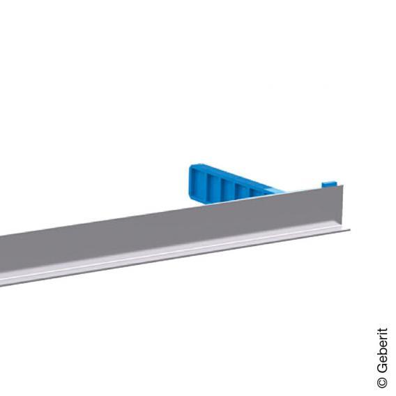 Geberit trim set for Geberit wall outlet tileable, frameless