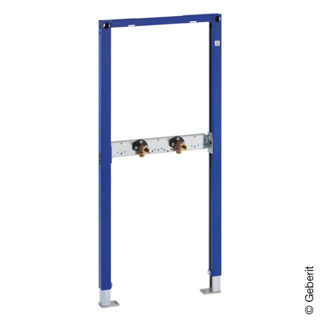 Geberit Duofix frame for bath/shower tray, H: 112 cm, for exposed fittings