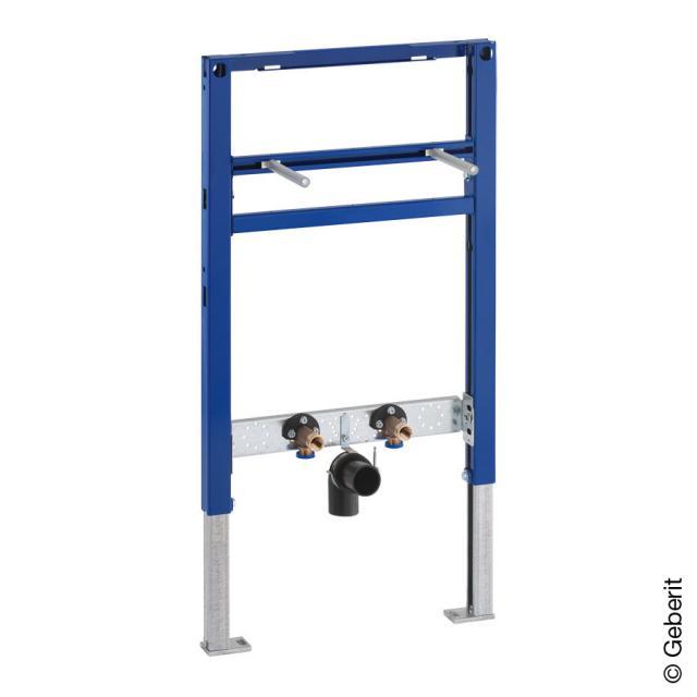 Geberit Duofix frame for washbasin H: 98/82 cm, for monobloc fitting
