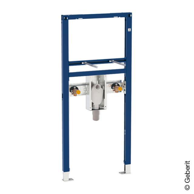Geberit Duofix frame for washbasin for concealed trap, H: 112 cm, barrier-free