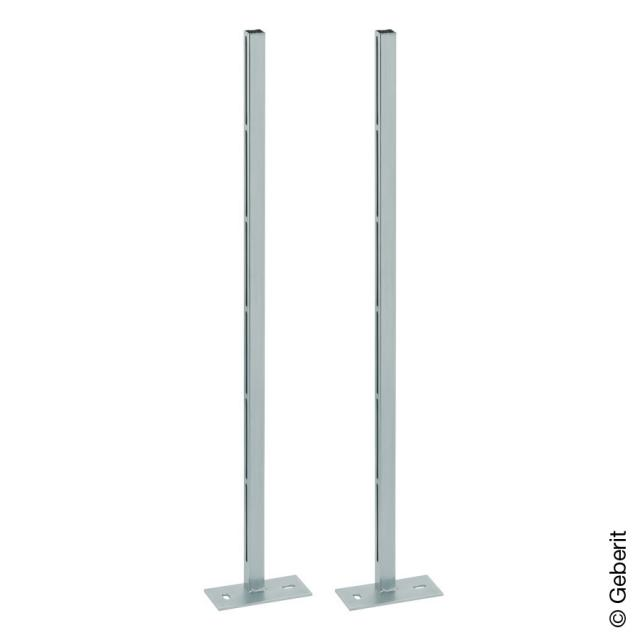 Geberit Kombifix support legs with feet plates for all elements