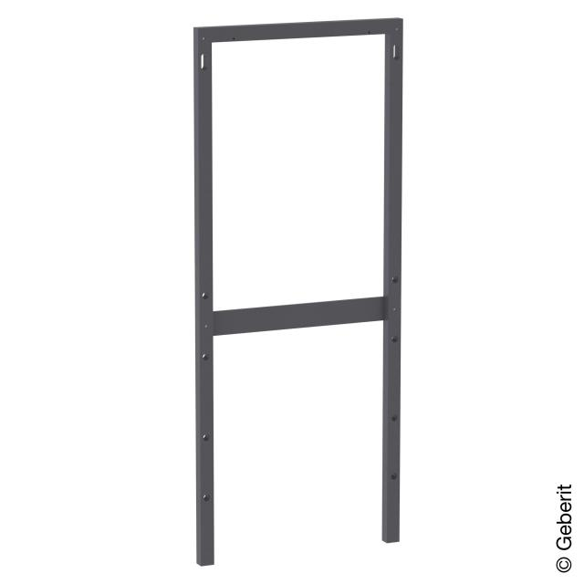 Geberit Monolith frame for middle rear water connection with Monolith sanitary module
