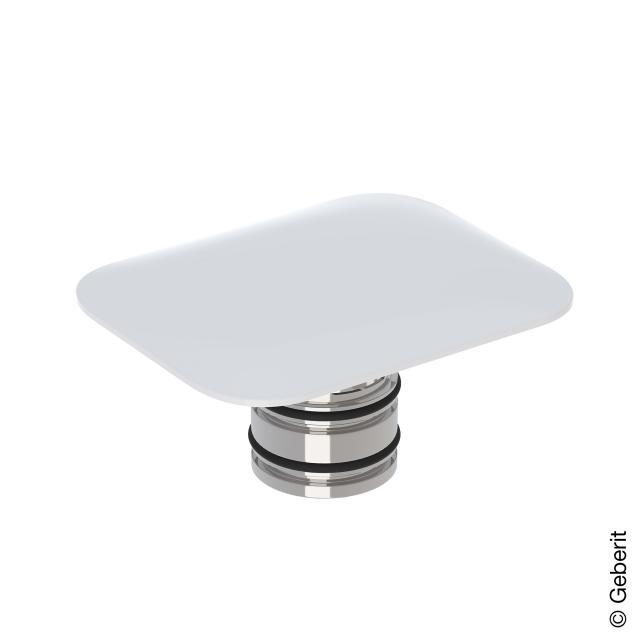 Geberit myDay ceramic drain cap