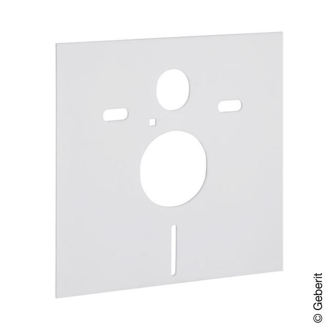 Geberit noise insulation set for wall-mounted toilets and bidets
