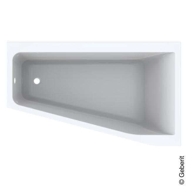 Geberit Renova Plan, compact bath, built-in