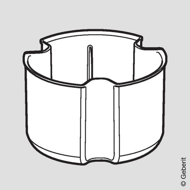 Geberit Setaplano trap cup 50 mm