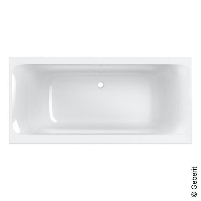 Geberit Tawa Duo rectangular bath, built-in