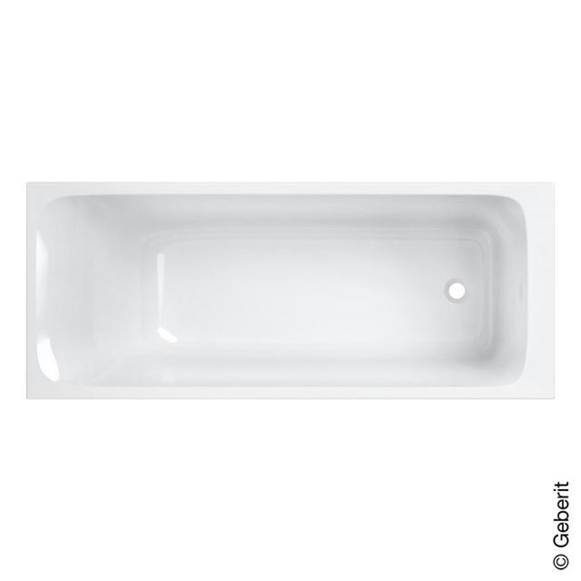 Geberit Tawa rectangular bath, built-in