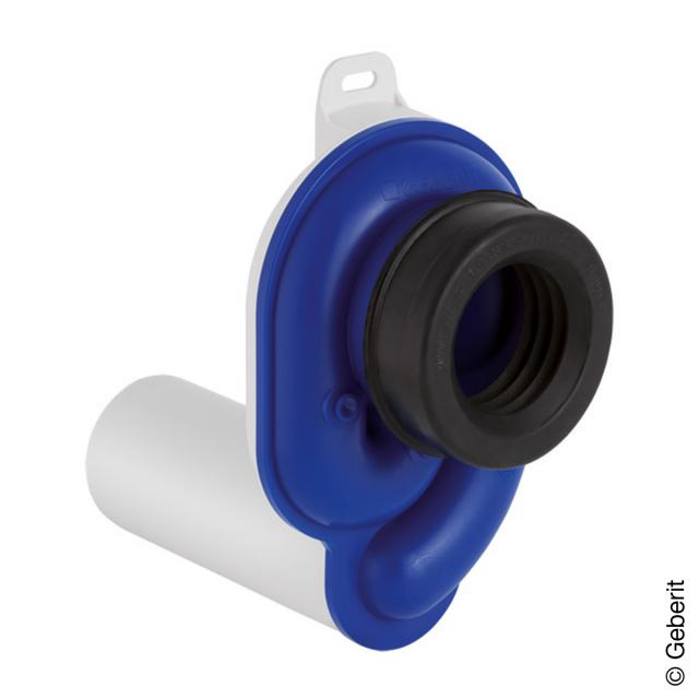 Geberit urinal suction siphon JetEX horizontal outlet pipe