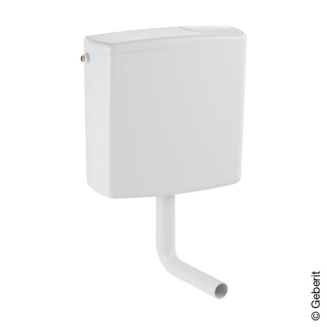 Geberit wall-mounted cistern AP140 with start/stop flush white