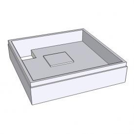 Schröder shower tray support for Lyon E