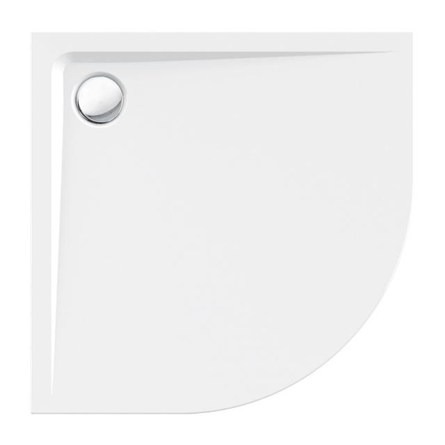 Schröder Arenal R quadrant shower tray with panel