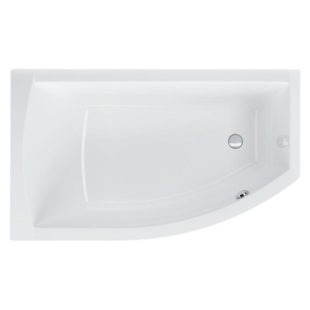 Schröder Flo corner bath, built-in