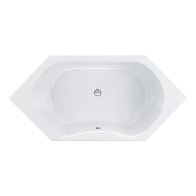 Schröder Kea hexagonal bath, built-in