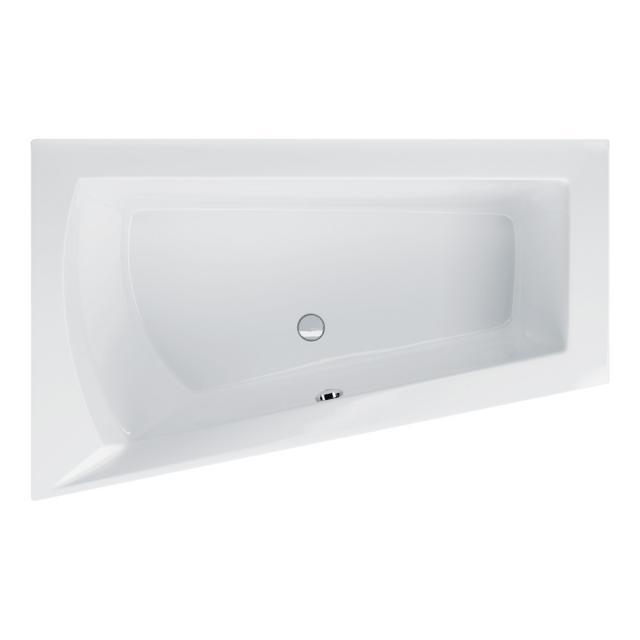 Schröder Lara corner bath, built-in