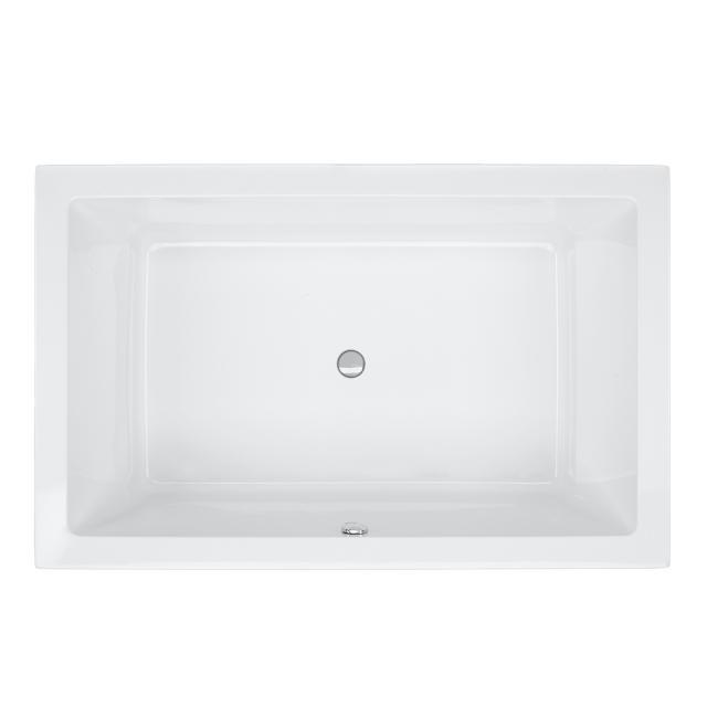 Schröder Lupor rectangular bath, built-in