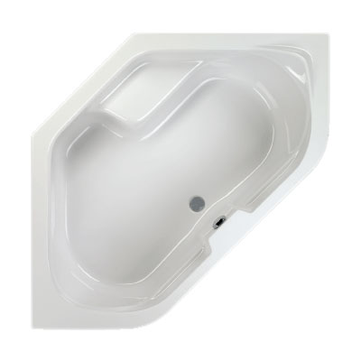 Schröder Melissa 2 hexagonal bath