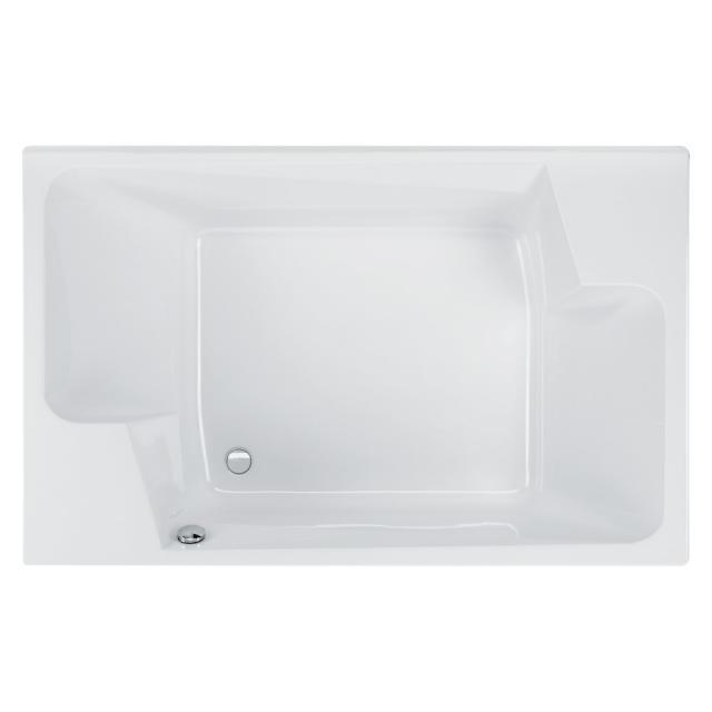 Schröder Saragossa rectangular bath, built-in