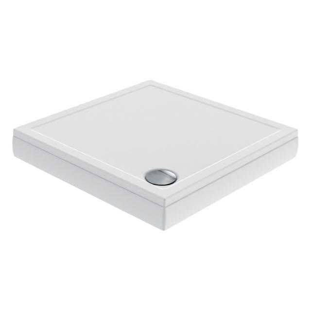 Schröder Sito E rectangular shower tray with panel