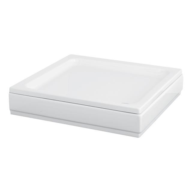 Schröder Tino E rectangular shower tray with panel