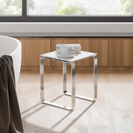 Giese Safeline bathroom stool white
