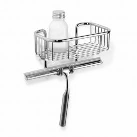 Giese shower basket with squeegee W: 255 H: 270 D: 125 mm