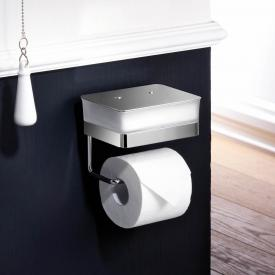 Giese toilet-duo for wet wipes with toilet roll holder