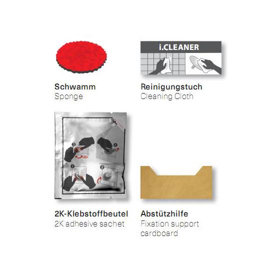 Giese Gifix adhesive set