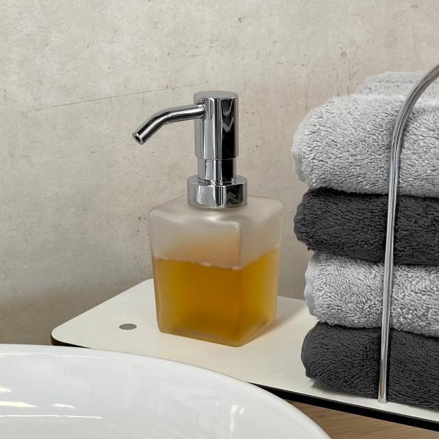 Giese Gifix Tono lotion dispenser, free-standing