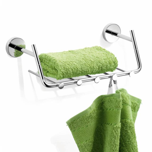Giese Gifix Uno guest towel basket with hook