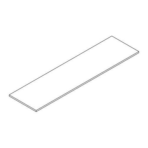 Giese glass shelf