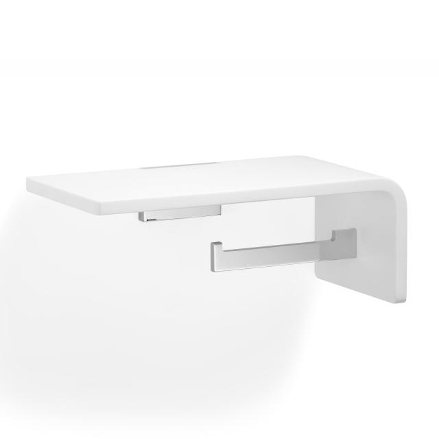 Giese Noka toilet console with toilet roll holder