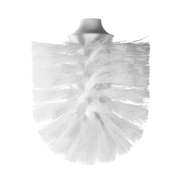 Giese replacement brush head, white