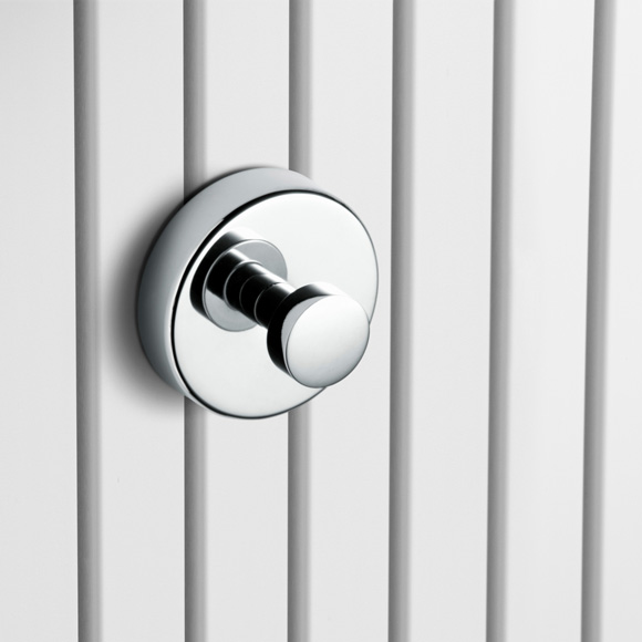 Giese towel hook with magnetic fixture for radiator