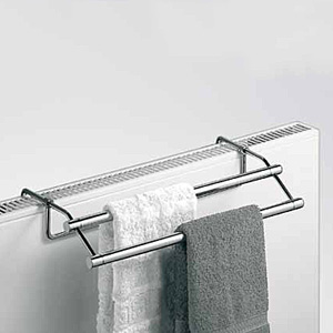 Giese towel rack for radiator