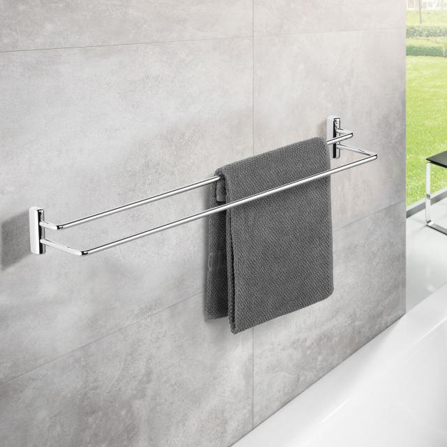 Giese Universal double towel rail