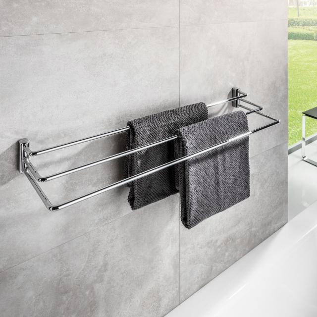 Giese Universal triple towel rail