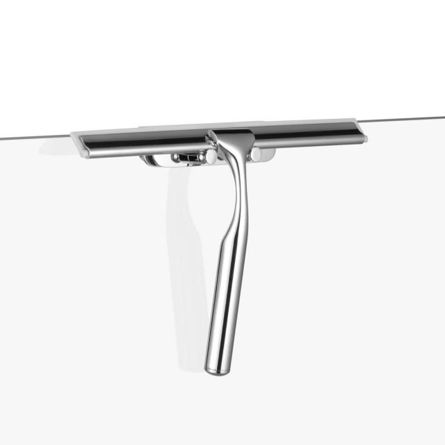 Giese Vipa hook with squeegee, for glass panel up to 9 mm