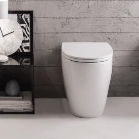 Globo 4ALL floorstanding washdown toilet white, with CERASLIDE® and BATAFORM®