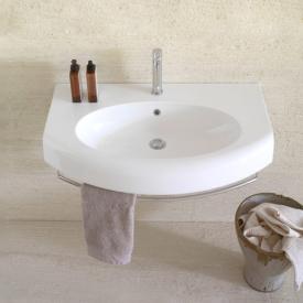Globo BOWL+ towel rail W: 69.5 cm for washbasin