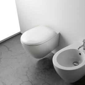 Globo BOWL+ wall-mounted toilet L: 50 W: 38 cm