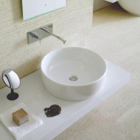 Globo GENESIS countertop basin Ø 48 H: 15 cm