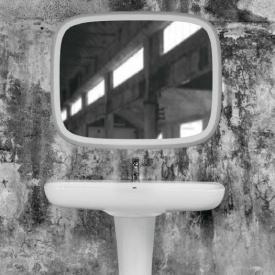 Globo GENESIS pedestal W: 24 H: 67 D: 22 cm white
