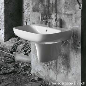 Globo GENESIS siphon cover W: 25 H: 26 D: 31 cm matt white