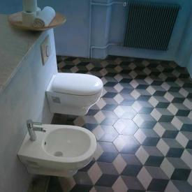 Globo GRACE 52.36 wall-mounted toilet L: 52 W: 36 cm