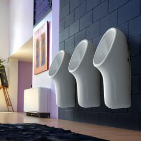 Globo OLIVIA wall-mounted urinal W: 30 H: 76 D: 32 cm