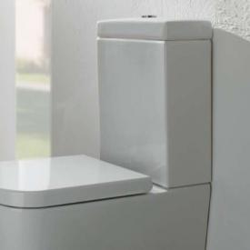 Globo STONE ceramic cistern white